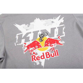 Kini Red Bull Interlaced Tee Men grey